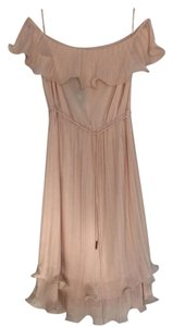 Oasis short dress natural, nude on Tradesy