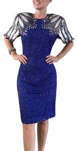 Laurence Kazar - New York Sequin Sequin Sequin Party Formal Dress