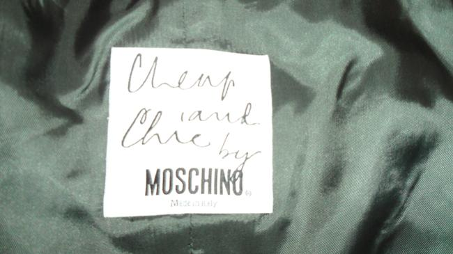 Moschino Button Down Shirt GREEN