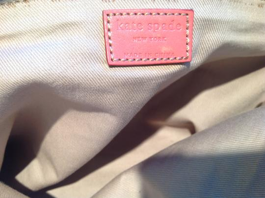 Kate Spade Tote in Brown & pink