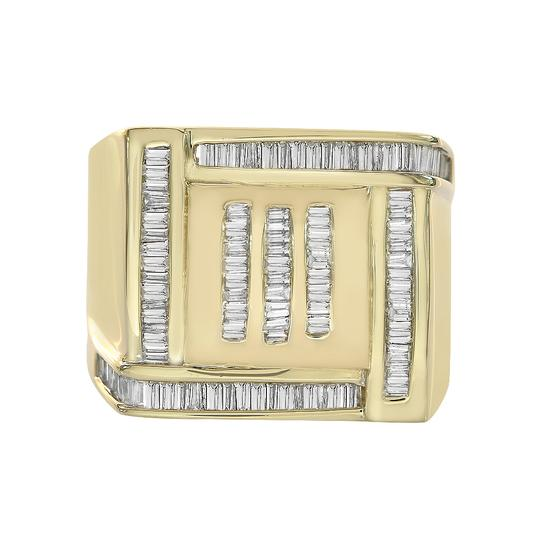 Preload https://img-static.tradesy.com/item/21543883/avital-and-co-jewelry-14k-yellow-gold-100-carat-baguette-cut-channel-setting-diamonds-mens-yg-ring-0-0-540-540.jpg