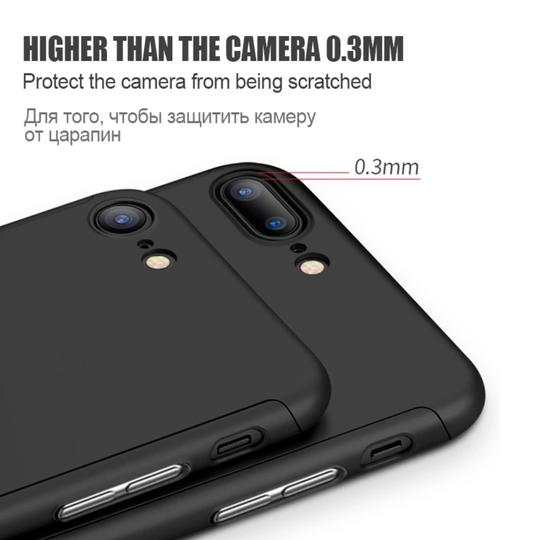 iPhone 7 360 Degree Protector Case iPhone 7plus phone case