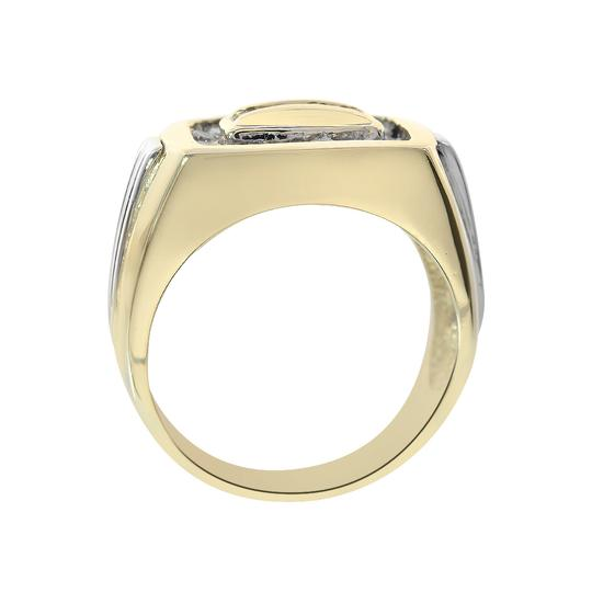 Avital & Co Jewelry 0.50ct Round Cut Channel Setting Diamonds Mens Ring 14K Yellow Gold