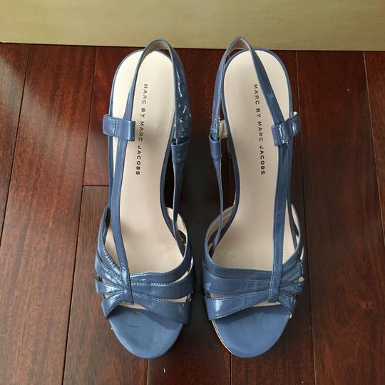 Marc by Marc Jacobs Violet Wedges