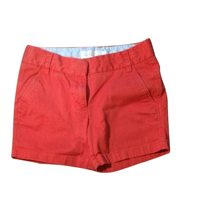 J.Crew Mini/Short Shorts Orange
