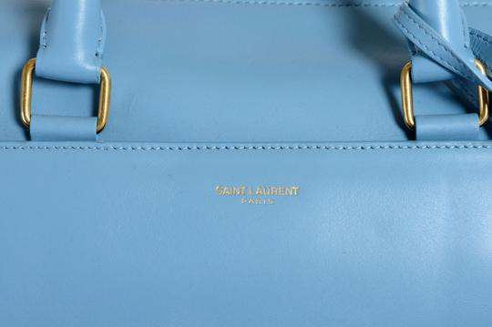 Saint Laurent Tote in Blue
