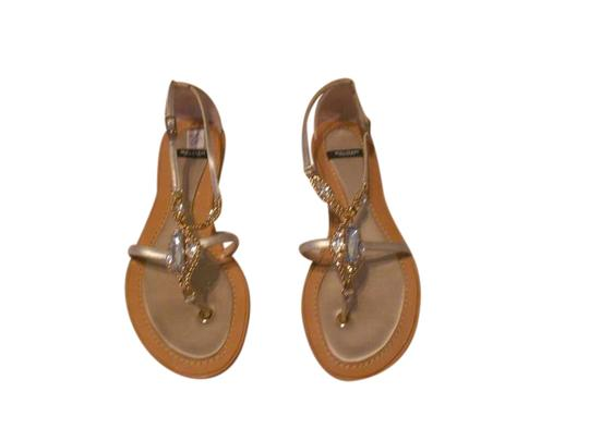 Baldan Dazzeling Luxurious Made Made In Italy Panna Sandals