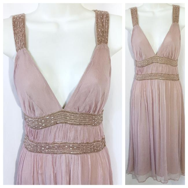 Preload https://img-static.tradesy.com/item/21544522/french-connection-pink-beaded-empire-waist-short-night-out-dress-size-4-s-0-0-650-650.jpg