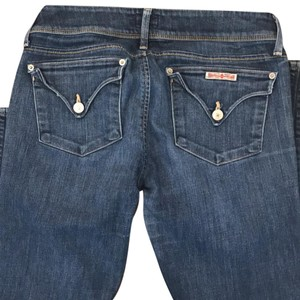 Hudson Straight Leg Jeans-Medium Wash