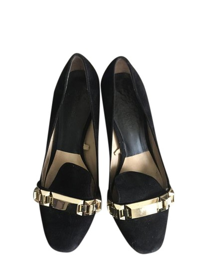 Preload https://item4.tradesy.com/images/zara-black-with-gold-buckle-suede-pumps-size-us-75-regular-m-b-21544623-0-1.jpg?width=440&height=440