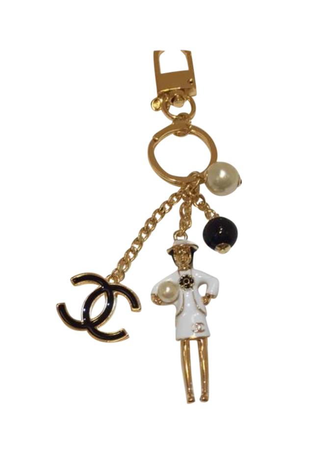 Chanel Authentic Coco Logo Bag Charm