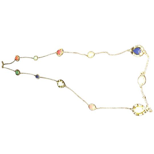 Preload https://img-static.tradesy.com/item/21544923/kate-spade-multicolor-chain-matching-earrings-necklace-0-1-540-540.jpg