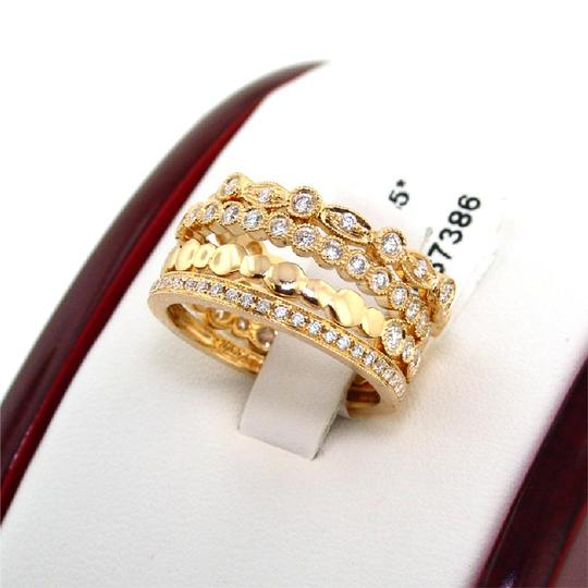 Preload https://item4.tradesy.com/images/abc-jewelry-h-color-vs2-clarity-fancy-stack-ring-21545178-0-1.jpg?width=440&height=440