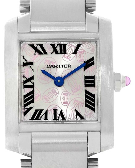 Preload https://item3.tradesy.com/images/cartier-silver-tank-francaise-ladies-steel-limited-edition-w51031q3-watch-21545187-0-1.jpg?width=440&height=440