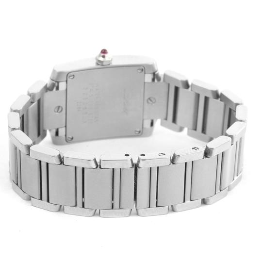 Cartier Cartier Tank Francaise Ladies Steel Limited Edition Watch W51031Q3