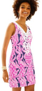 Lilly Pulitzer Gabby Shift Sunday Wedding Printed Dress