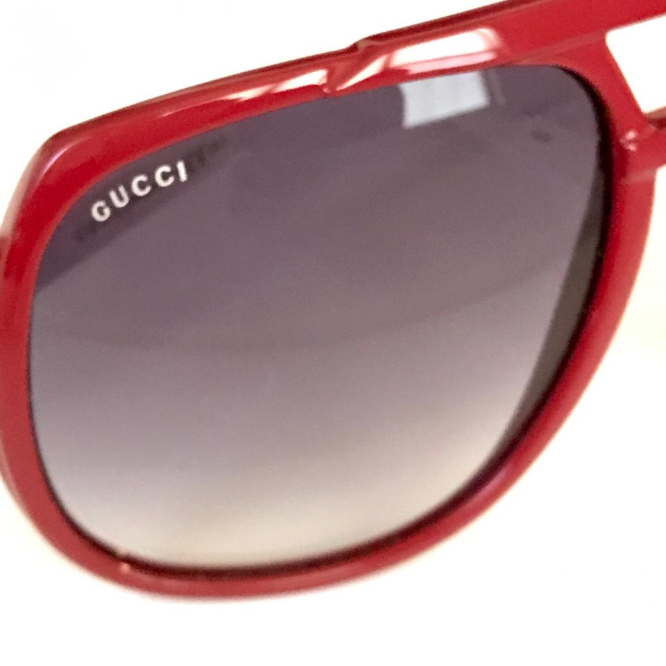 44811dc982 Gucci Gucci Retro Aviator Sunglasses 63Mm Image 11. 123456789101112
