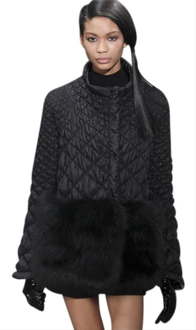 Preload https://item1.tradesy.com/images/ermanno-scervino-black-milano-runway-collection-must-see-size-8-m-21545640-0-3.jpg?width=400&height=650