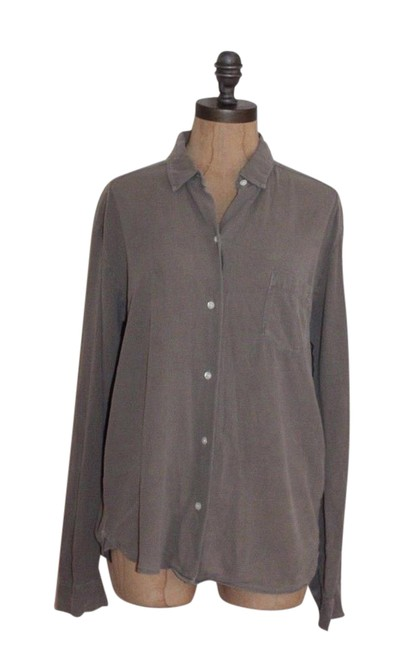 Preload https://img-static.tradesy.com/item/21545648/james-perse-gray-2-button-down-top-size-8-m-0-1-650-650.jpg