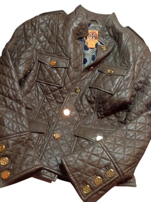 Preload https://item5.tradesy.com/images/tory-burch-brown-leather-jacket-size-4-s-2154574-0-0.jpg?width=400&height=650