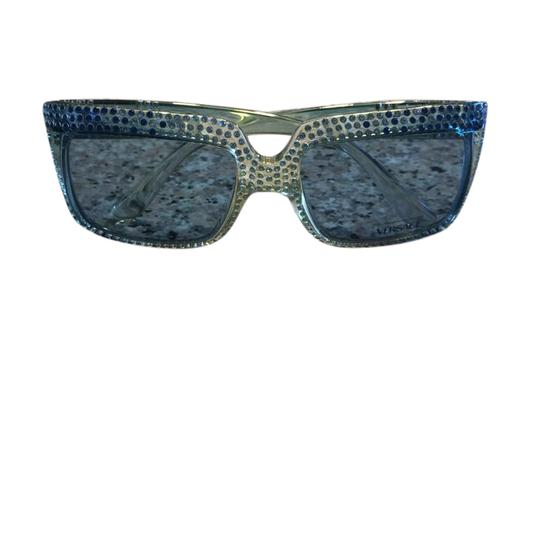Preload https://img-static.tradesy.com/item/21545776/versace-blue-swarovski-crystal-sunglasses-0-1-540-540.jpg