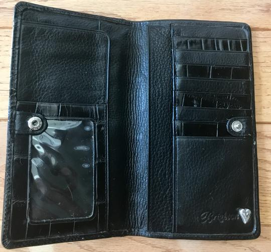 Brighton Brighton Black Wallet
