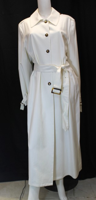 St. John Collection Trench Belted 16 Coat