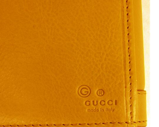 Gucci Gucci Women's Soft Calf Leather Continental Flap Wallet 231839 7618 Image 4