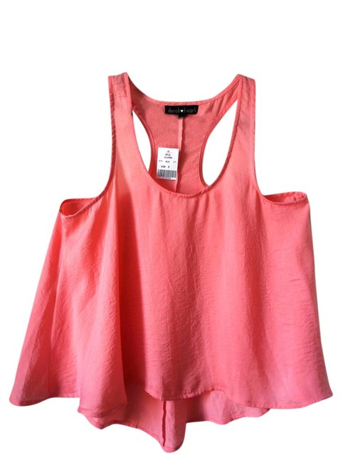 Preload https://item1.tradesy.com/images/melon-basic-with-decolte-tank-topcami-size-4-s-21546540-0-1.jpg?width=400&height=650