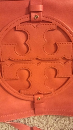 Tory Burch Leather Adjustable Cross Body Bag