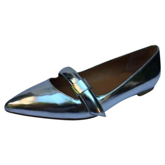 Preload https://item3.tradesy.com/images/marc-by-marc-jacobs-silver-new-patent-leather-flats-size-us-5-regular-m-b-21546782-0-1.jpg?width=440&height=440