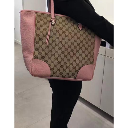 Gucci Tote in pink