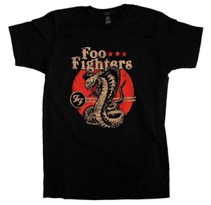 Foo Fighters Band Hippie Boho The Treasured Hippie T Shirt Black
