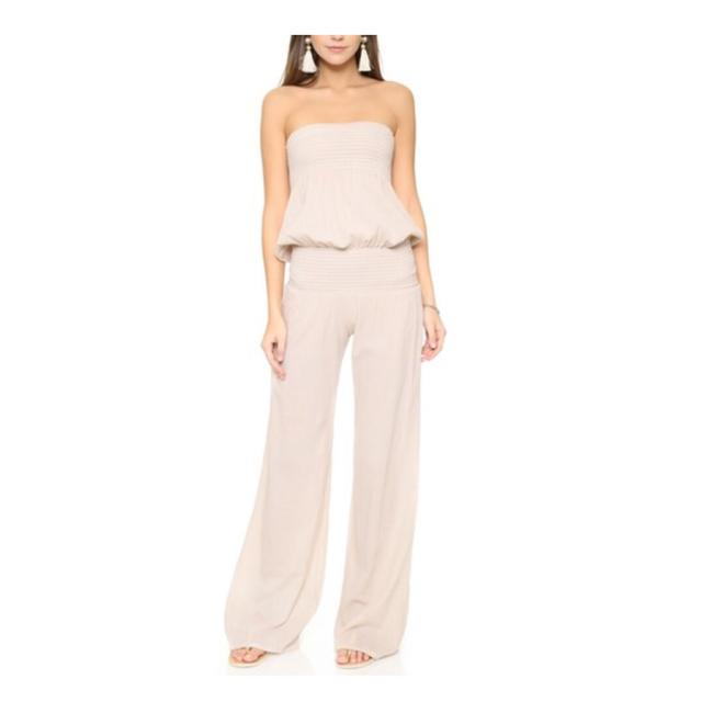 Preload https://item3.tradesy.com/images/beige-zuma-strapless-long-romperjumpsuit-size-6-s-21547147-0-0.jpg?width=400&height=650