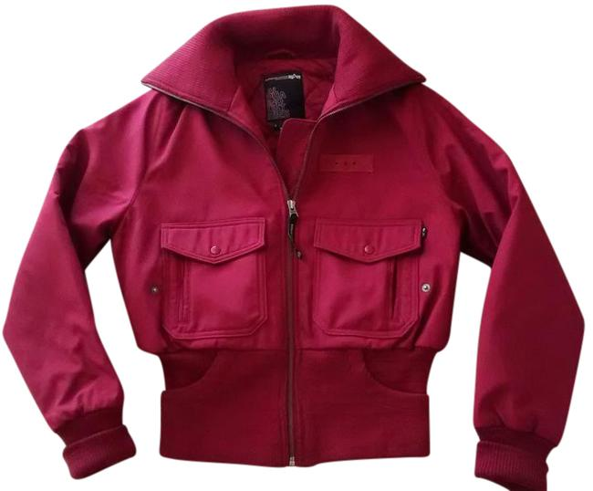 Preload https://item2.tradesy.com/images/red-bomber-size-4-s-21547226-0-1.jpg?width=400&height=650