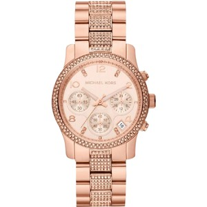 Michael Kors Michael Kors Runway Rose Golden Crystal