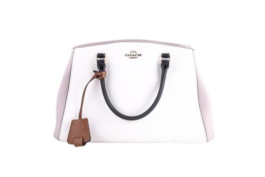 Preload https://item5.tradesy.com/images/coach-margot-small-carryall-in-colorblock-leather-cross-body-bag-21547304-0-1.jpg?width=440&height=440