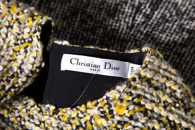 Dior Top Black & Yellow