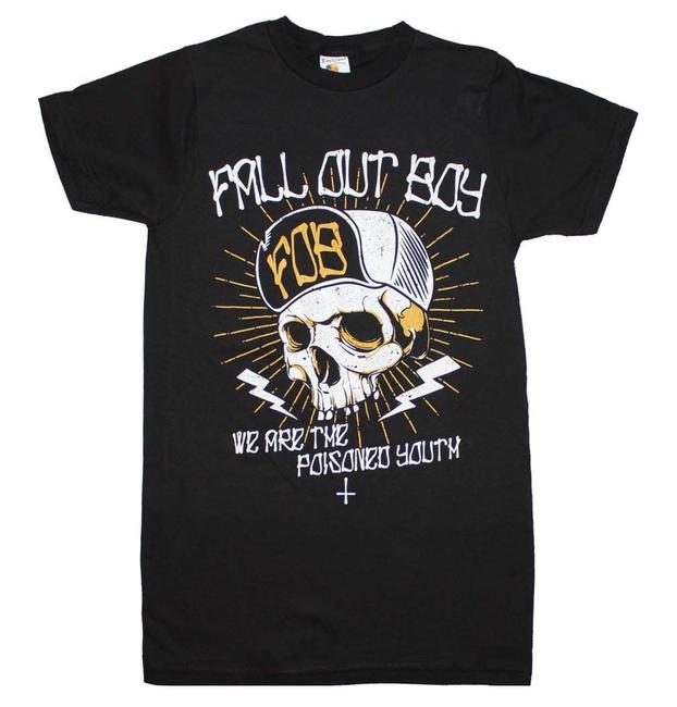 Preload https://item4.tradesy.com/images/black-poisoned-youth-tee-shirt-size-16-xl-plus-0x-21547513-0-0.jpg?width=400&height=650
