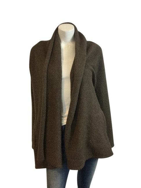 Preload https://item4.tradesy.com/images/vince-brown-118517-shawl-collar-wool-silk-cashmere-s-cardigan-size-4-s-21547608-0-1.jpg?width=400&height=650