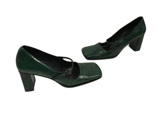 Preload https://img-static.tradesy.com/item/21547654/via-spiga-make-an-offer-green-embossed-all-leather-square-toe-cute-footstrap-italian-pumps-size-us-6-0-1-540-540.jpg
