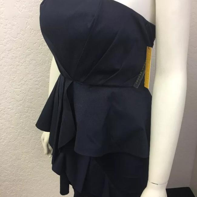 Alice + Olivia short dress Navy Blue on Tradesy