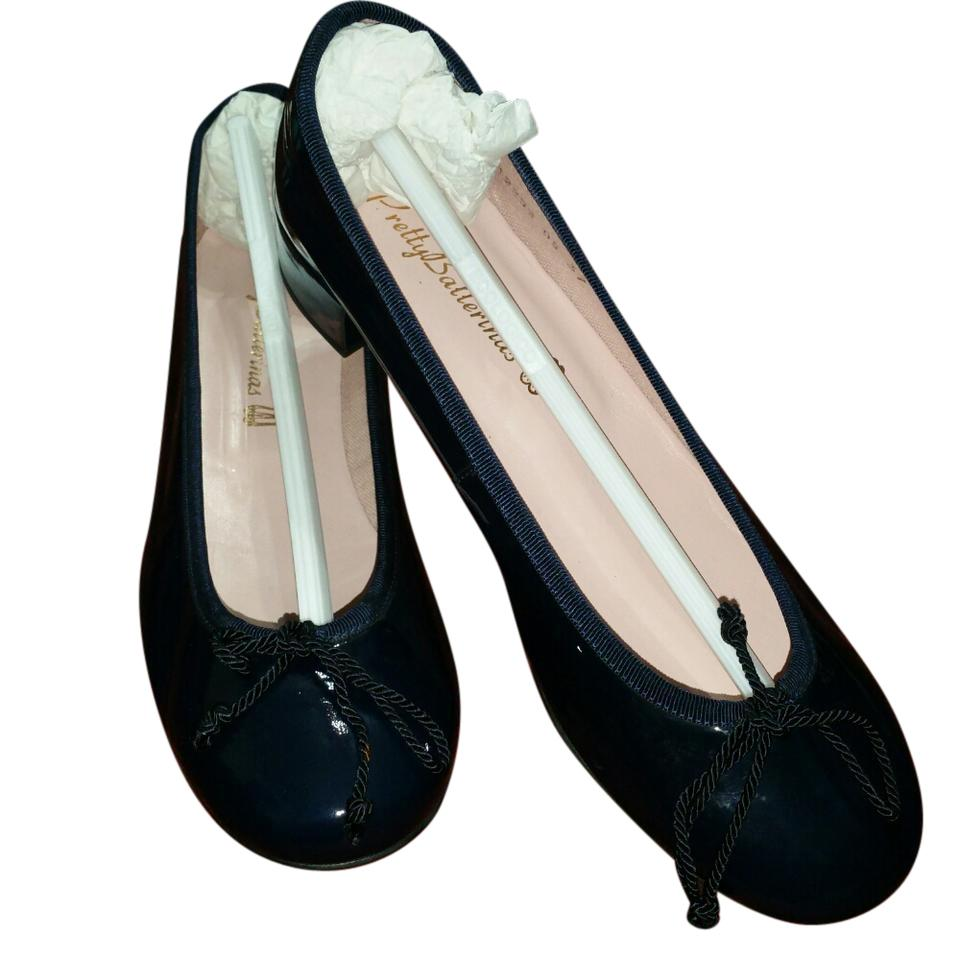 45497aacb2c4 Dark Blue Or Navy Blue. Ballet Flats Size US 7 Narrow (Aa