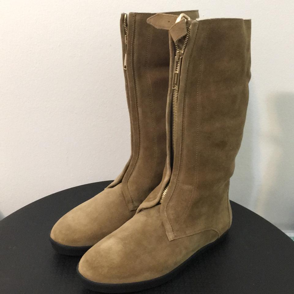 lady Tan Burberry Tan lady Shearling Boots/Booties price concessions fceb7c
