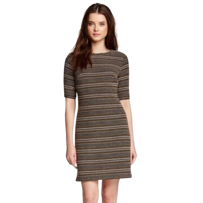 Preload https://item4.tradesy.com/images/cynthia-steffe-brown-striped-mid-length-formal-dress-size-6-s-21548488-0-2.jpg?width=400&height=650