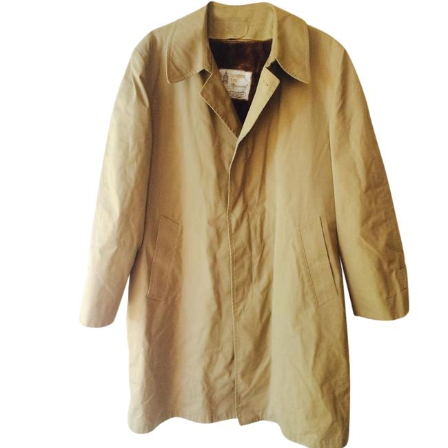 Preload https://item4.tradesy.com/images/london-fog-khaki-single-breasted-trench-coat-size-12-l-21548583-0-1.jpg?width=400&height=650