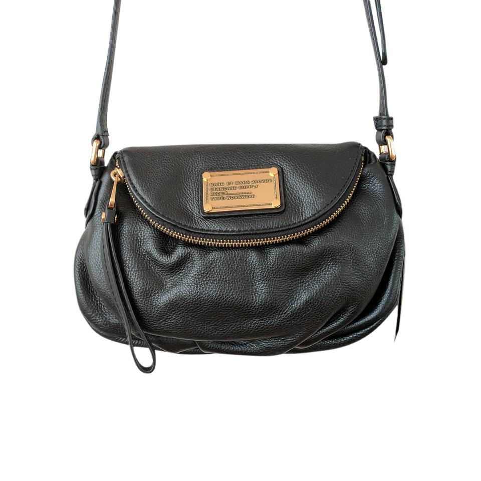 Marc By Jacobs Leather Classic Shoulder Cross Body Bag