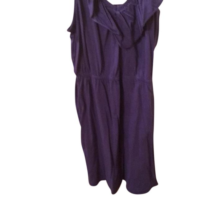 Preload https://img-static.tradesy.com/item/21548773/bobi-purple-blueish-mid-length-short-casual-dress-size-12-l-0-1-650-650.jpg