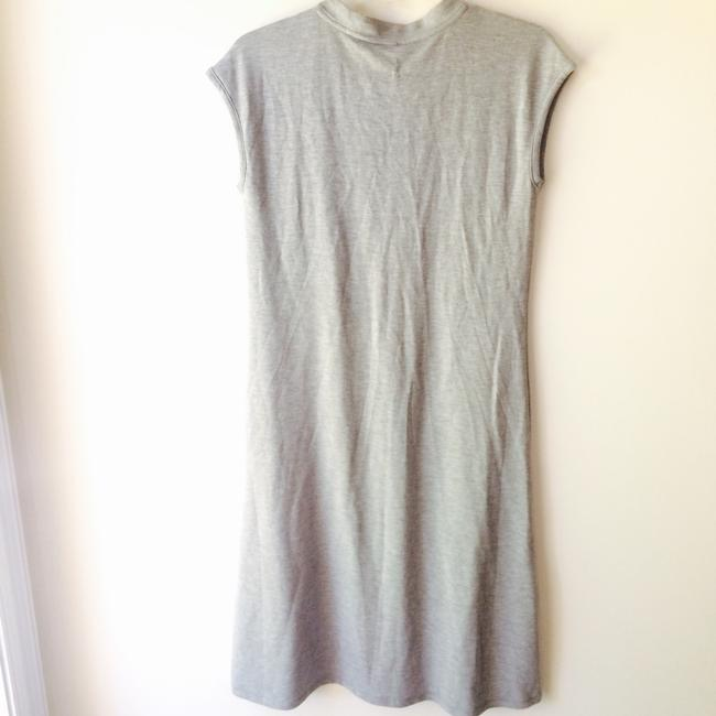 Cable & Gauge short dress Grey on Tradesy
