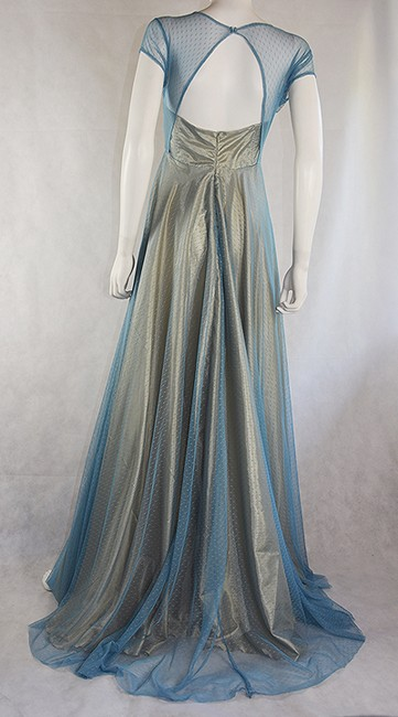 Lisa Nieves Sweetheart Ball Gown Gown Dress